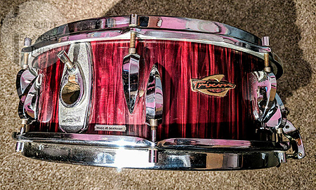 Trixon Speedfire 0/700-3 Snare Drum 1/140 Quite Frankly Drums